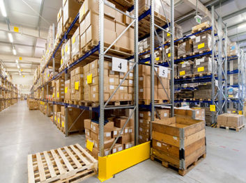 Warehouse Storage Inner