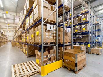 Warehouse Storage Inner